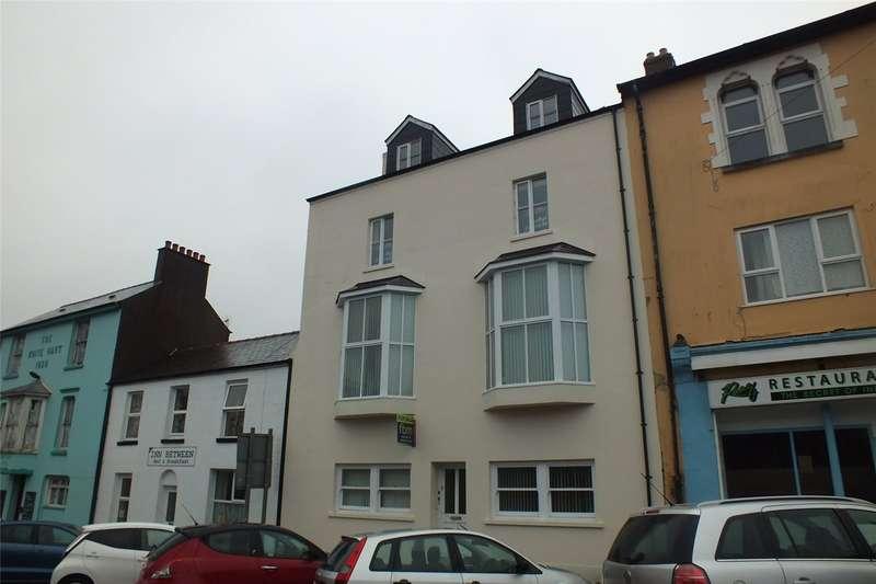 1 Bedroom Flat for sale in Co-Op Lane, Pembroke Dock, Pembrokeshire