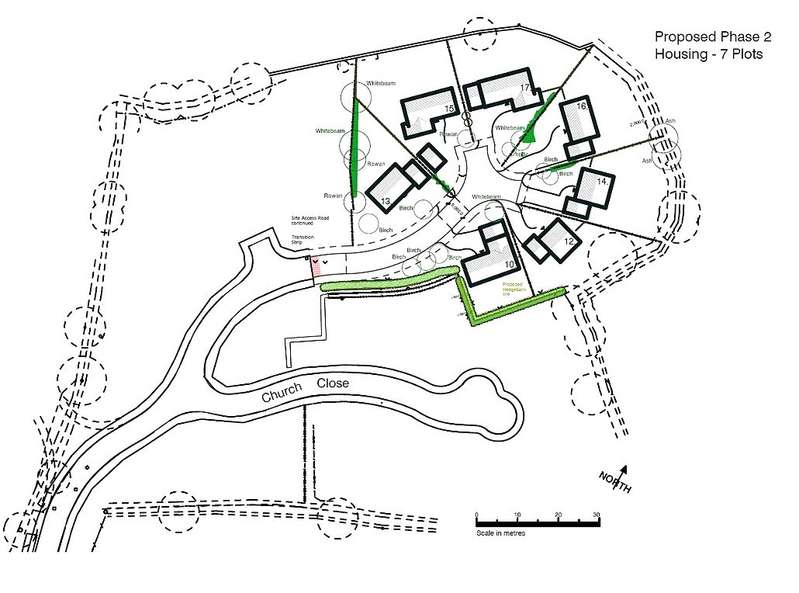 Land Commercial for sale in Plot 17, Church Close, Begelly, Kilgetty