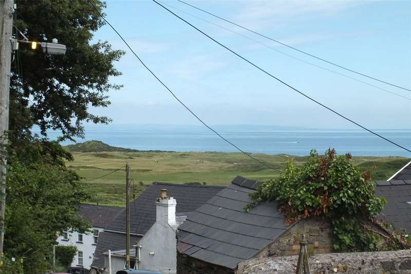 2 Bedrooms Semi Detached House for sale in Giltar View, Strawberry Lane, Penally, Tenby