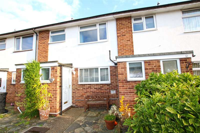 3 Bedrooms Terraced House for sale in The Willows, Byfleet, West Byfleet, Surrey, KT14