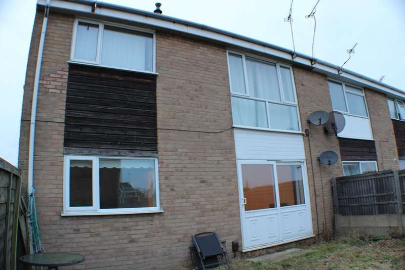 2 Bedrooms Property for sale in Windsor Close, Hucknall NG15
