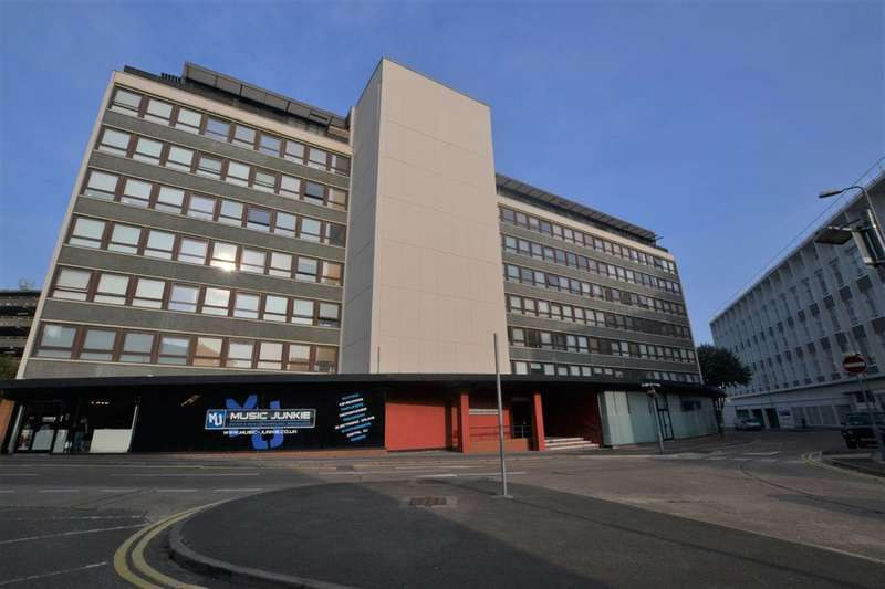 2 Bedrooms Property for sale in Metropolitan Apartment, Lee Street, Leicester LE1
