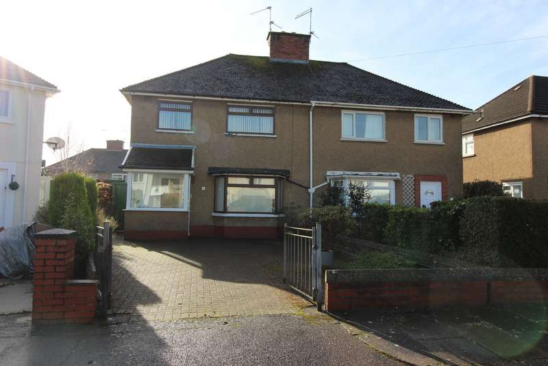3 Bedrooms Property for sale in Heol Gwent, Heath, Cardiff