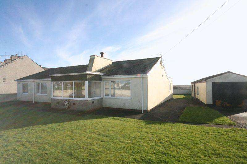 3 Bedrooms Detached Bungalow for sale in Ty Croes, Anglesey