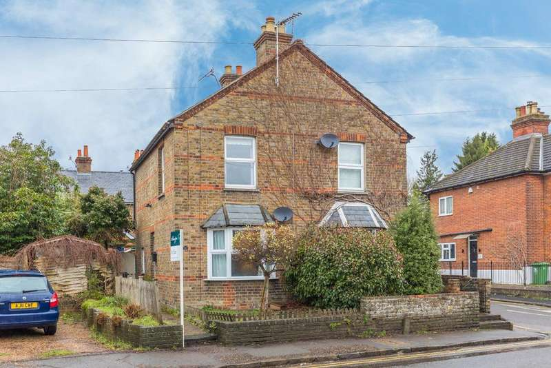 2 Bedrooms Semi Detached House for sale in Loudwater, High Wycombe