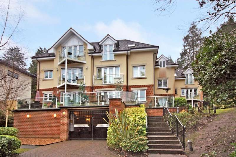 2 Bedrooms Flat for sale in Surrey Road, Westbourne, Bournemouth, Dorset, BH4