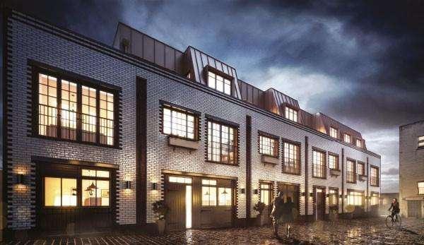 2 Bedrooms House for sale in Pratt Mews, Camden, London, NW1