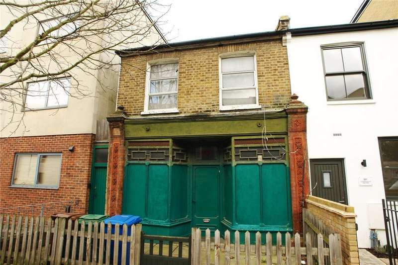 2 Bedrooms Semi Detached House for sale in Crystal Palace Road, East Dulwich, London, SE22