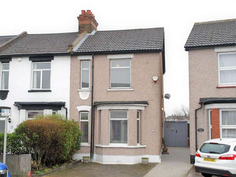 3 Bedrooms Semi Detached House for sale in Homesdale Road, Bromley, BR2