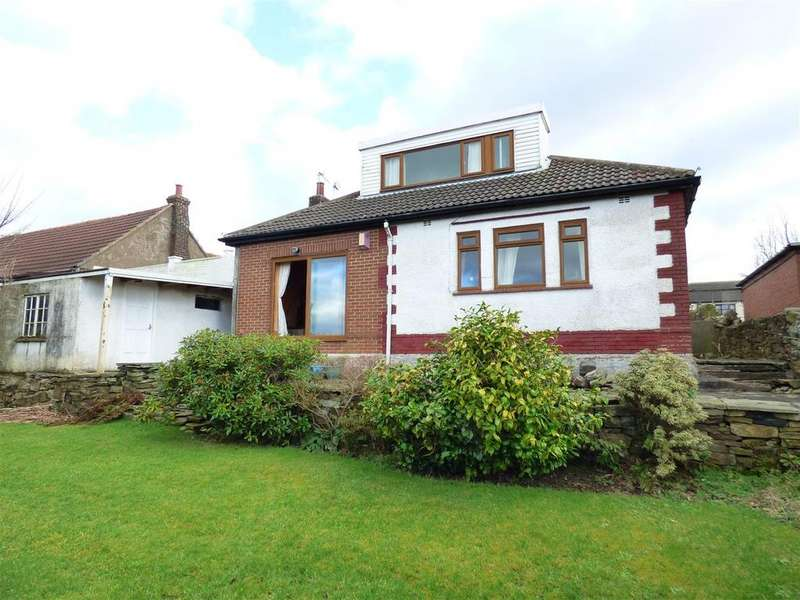4 Bedrooms Detached Bungalow for sale in Westfield Lane, Idle, Bradford, BD10 8UB