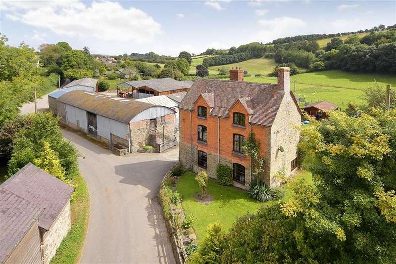 5 Bedrooms Country House Character Property for rent in Edgton, Craven Arms, SY7