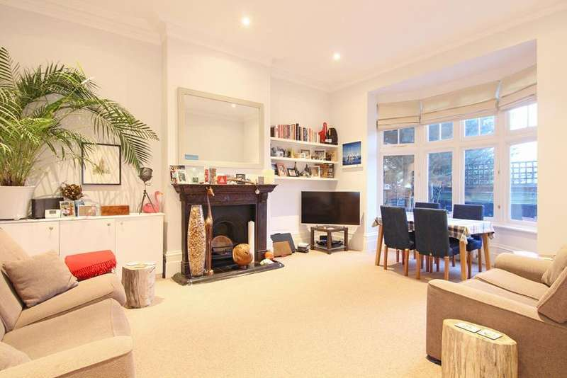 2 Bedrooms Flat for sale in West Hill, London