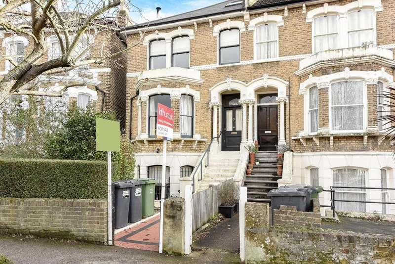 5 Bedrooms Semi Detached House for sale in Breakspears Road, Brockley