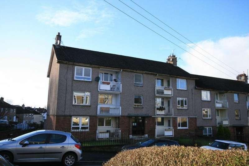 2 Bedrooms Flat for sale in Flat 2/1,12 Wilmot Road, Jordanhill, Glasgow, G13 1XL