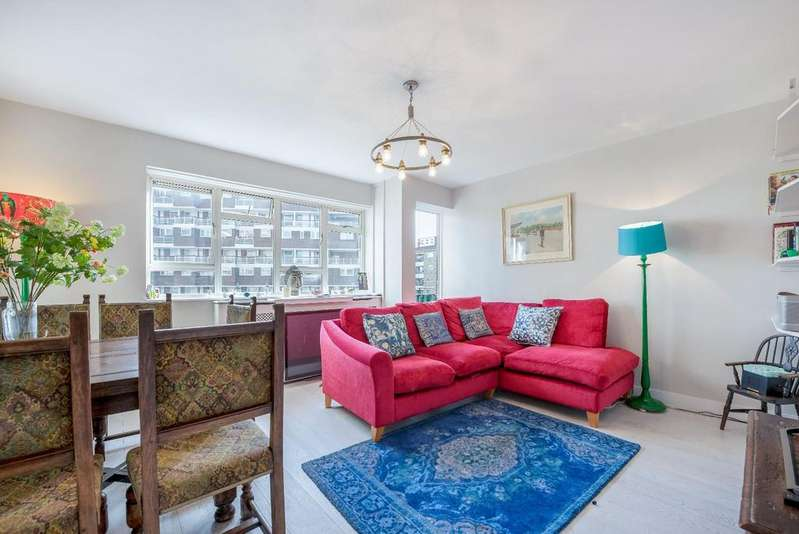 2 Bedrooms Apartment Flat for sale in ABBOTS MANOR, SW1V