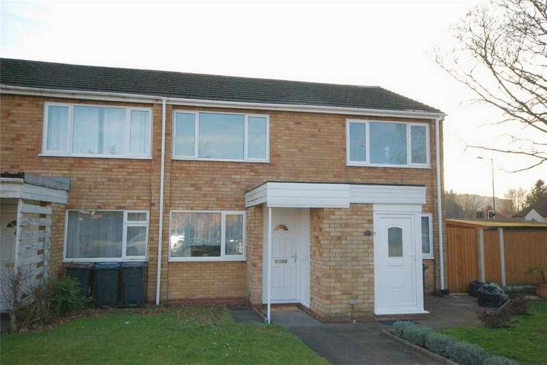 2 Bedrooms Maisonette Flat for sale in Somerton Drive, Erdington, Birmingham.