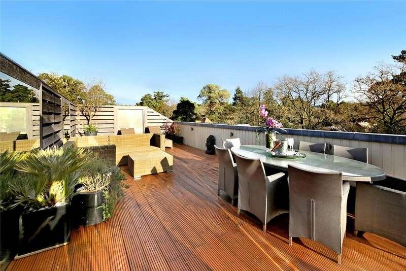 2 Bedrooms Penthouse Flat for sale in Brockenhurst House, Brockenhurst Road, Ascot, Berkshire, SL5