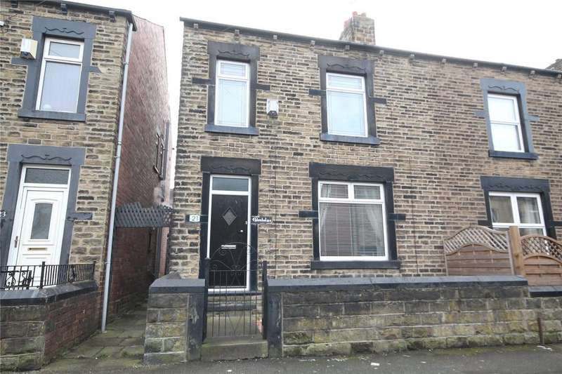 3 Bedrooms Semi Detached House for sale in Park Street, Barnsley, S70