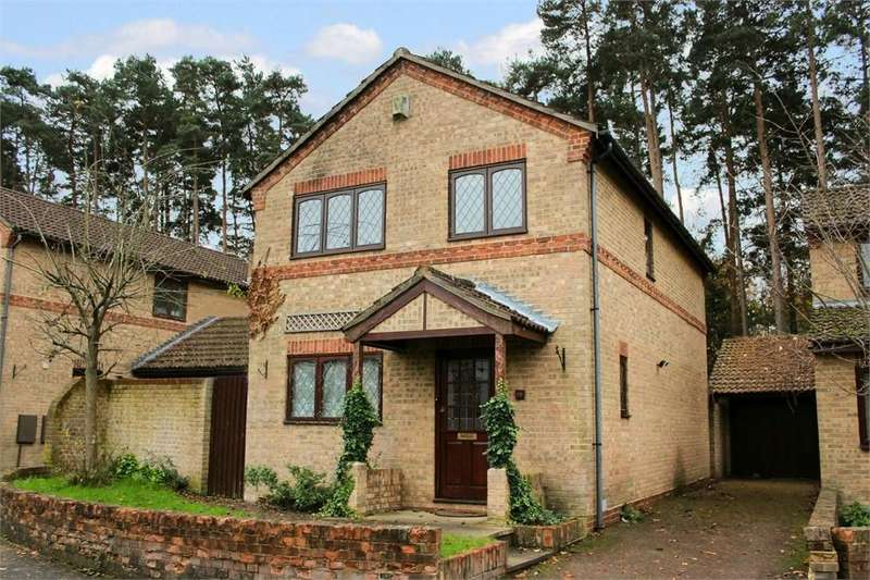 4 Bedrooms Detached House for rent in Chesterblade Lane, Forest Park, Bracknell, Berkshire