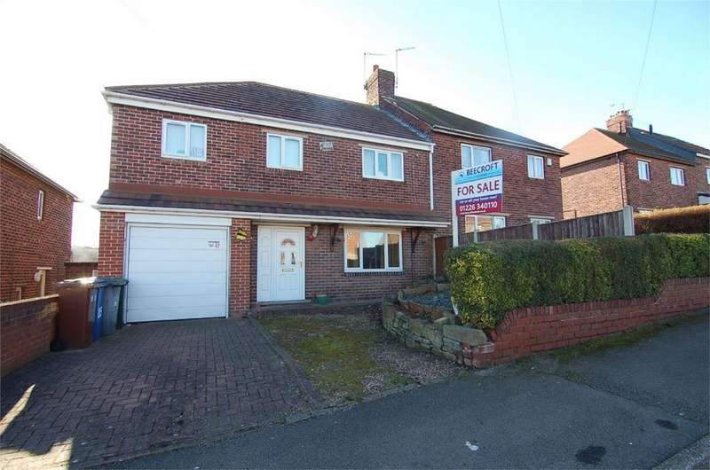 3 Bedrooms Detached House for sale in Gray Street, Elsecar, BARNSLEY, South Yorkshire