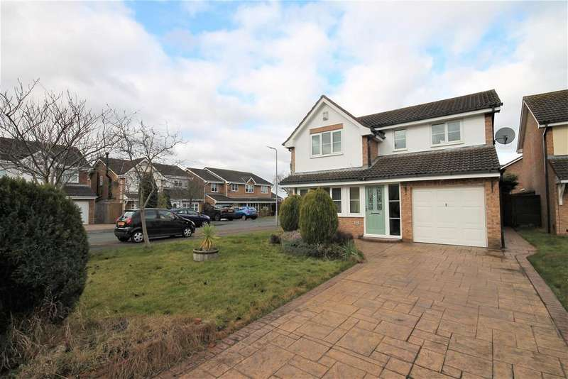 4 Bedrooms Detached House for sale in Coleton Gardens, Ingleby Barwick, Stockton-On-Tees