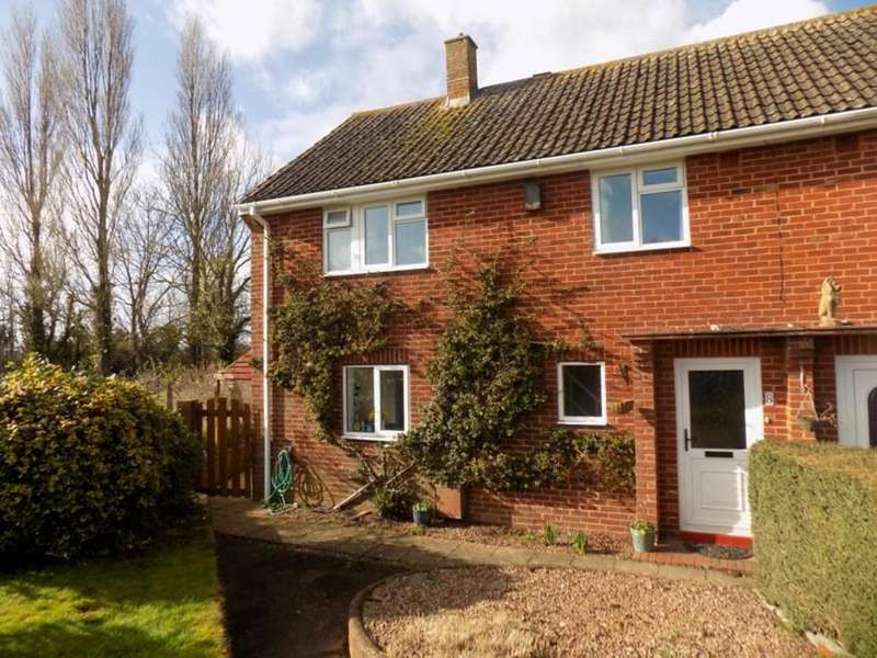 3 Bedrooms Semi Detached House for sale in Glebe Close, Exmouth