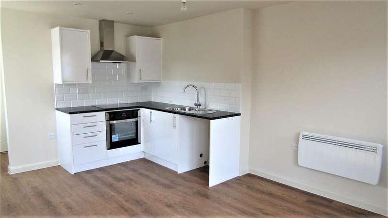 1 Bedroom Ground Flat for rent in Shobnall Road, Burton-on-Trent