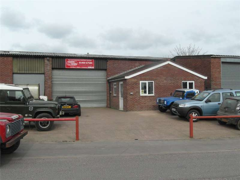 Office Commercial for rent in Chard, Somerset, TA20