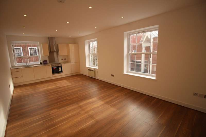 2 Bedrooms Apartment Flat for rent in Welwyn Garden City, Hertfordshire AL8