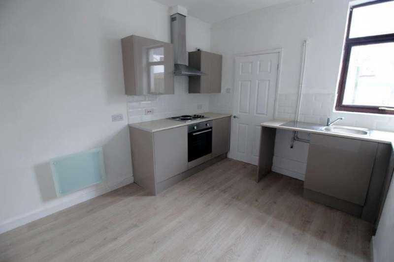 2 Bedrooms Terraced House for sale in Newfield Street Tunstall Stoke-on-Trent ST6