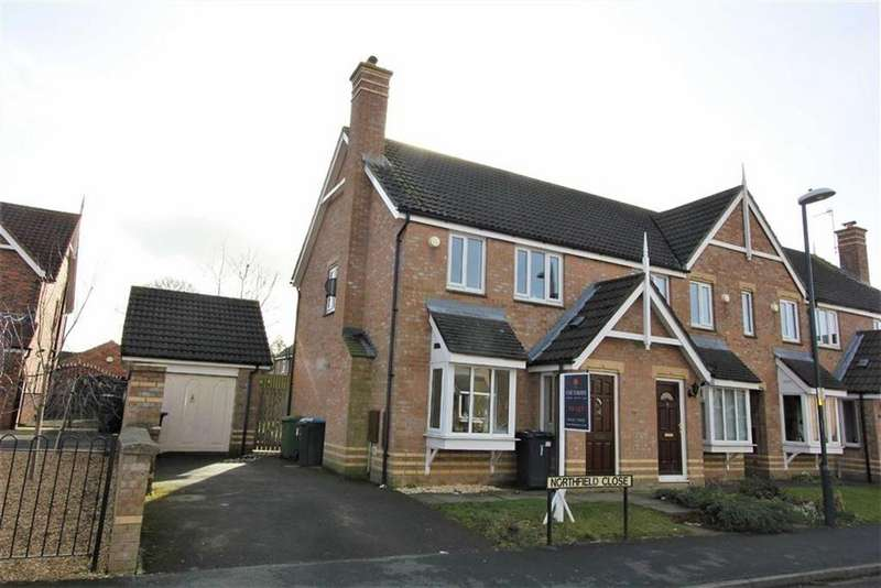 3 Bedrooms End Of Terrace House for rent in Northfield Close, Stokesley