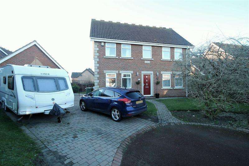 4 Bedrooms Detached House for sale in Mayflower Close, Hartlepool