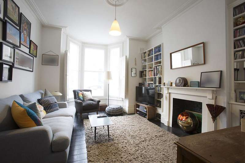 4 Bedrooms Flat for sale in Dunlace Road, London E5