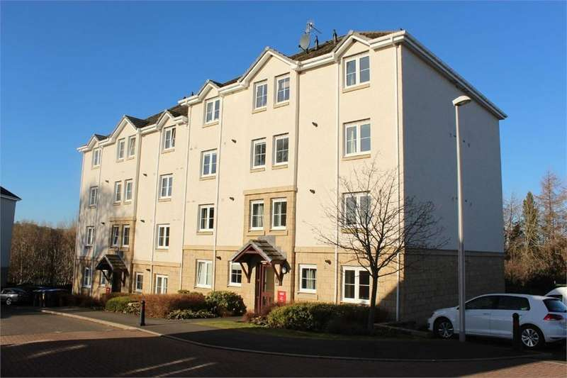 2 Bedrooms Flat for sale in 8/4 Weavers Linn, Tweedbank, Galashiels