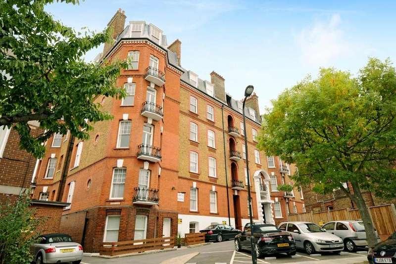 1 Bedroom Flat for sale in Inglewood Road, West Hampstead