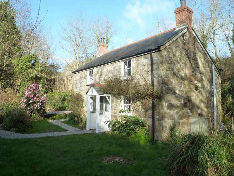 2 Bedrooms Cottage House for rent in Crean, St. Buryan, Penzance, Cornwall, TR19