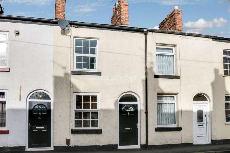 2 Bedrooms Terraced House for sale in Great King Street, Macclesfield