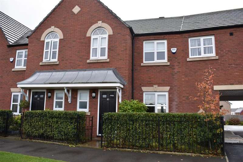 3 Bedrooms Town House for sale in Lowfield Lane, Nutgrove