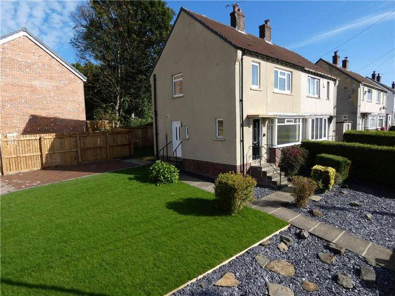 3 Bedrooms Semi Detached House for sale in Denby Drive, Baildon, West Yorkshire