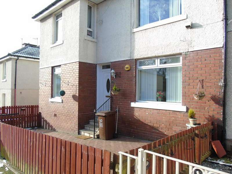 2 Bedrooms Apartment Flat for sale in Beechbank Avenue, Whinhall , Airdrie