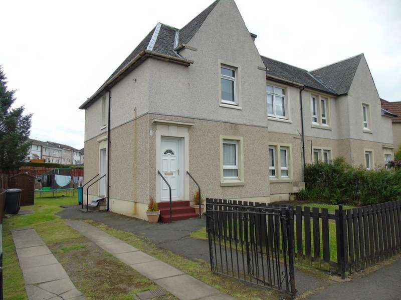 2 Bedrooms Ground Flat for sale in Edward Street, Bargeddie, Glasgow