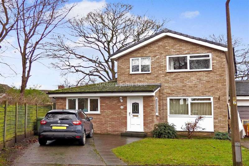 3 Bedrooms Detached House for sale in Tonbridge Close, Macclesfield