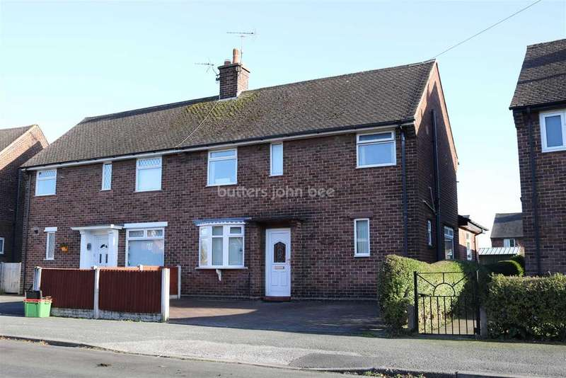 3 Bedrooms Semi Detached House for sale in Sandiway, Northwich
