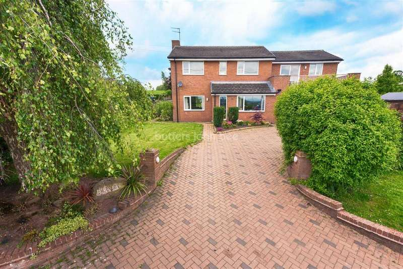 6 Bedrooms Detached House for sale in Market Drayton, Shropshire