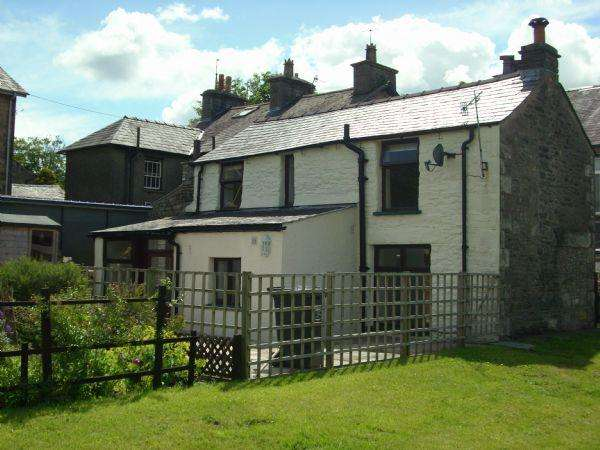 2 Bedrooms Detached House for rent in '22 Loftus Hill', Sedbergh 2 Bed Cottage with garden in central location