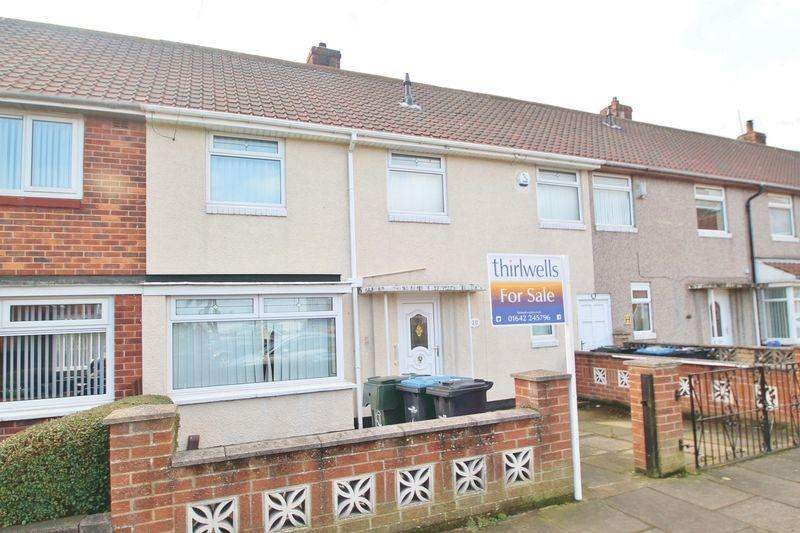 3 Bedrooms Terraced House for sale in Penhill Close, Berwick Hills