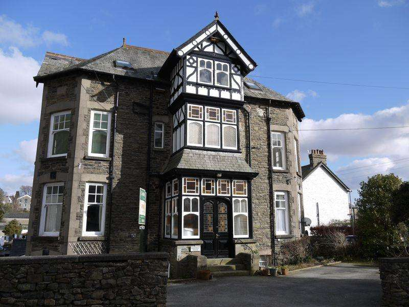 2 Bedrooms Apartment Flat for sale in 5 Highfield House, Sedbergh