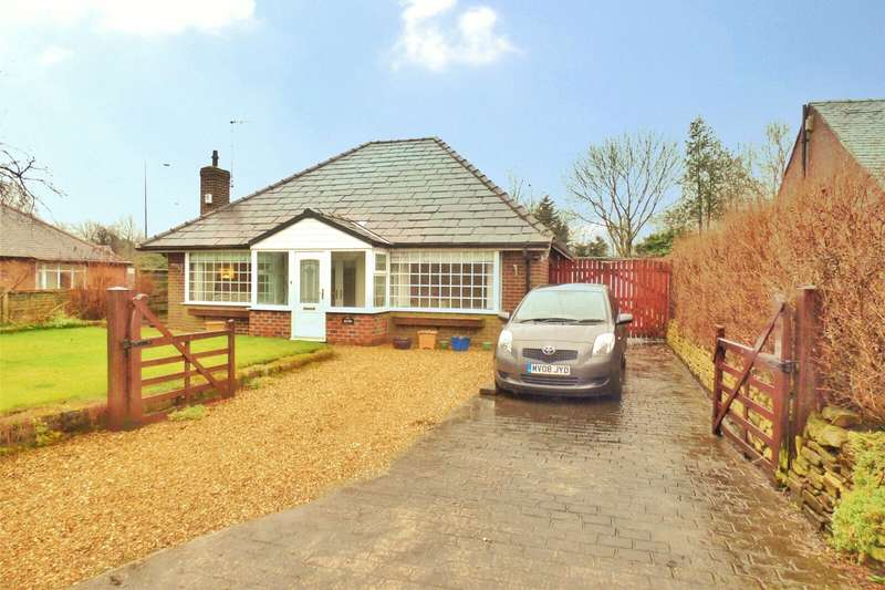 3 Bedrooms Detached Bungalow for sale in Cinder Hill Lane, Chadderton, Oldham, Greater Manchester, OL1
