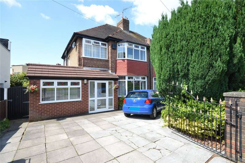 4 Bedrooms Semi Detached House for sale in Mather Avenue, Allerton, Liverpool, L18