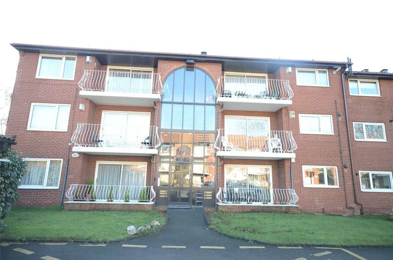 2 Bedrooms Apartment Flat for sale in Menlove Mansions, Mossley Hill, Liverpool, L18